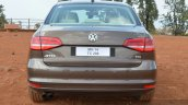 2015 VW Jetta TSI facelift rear Review