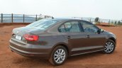 2015 VW Jetta TSI facelift rear quarters Review