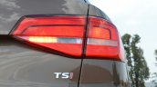 2015 VW Jetta TSI facelift taillight Review