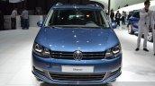 2015 Volkswagen Sharan front view at 2015 Geneva Motor Show