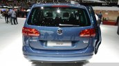 2015 Volkswagen Sharan rear view at 2015 Geneva Motor Show