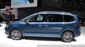 2015 Volkswagen Sharan side view at 2015 Geneva Motor Show
