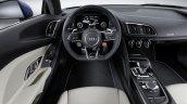 2016 Audi R8 dashboard press shot