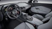 2016 Audi R8 interior press shot
