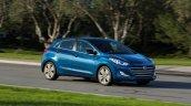 2016 Hyundai Elantra GT press shot driving