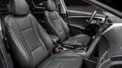 2016 Hyundai Elantra GT press shot interior