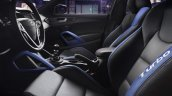 2016 Hyundai Veloster Turbo R-Spec Rally Edition press shot interior