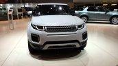 2016 Range Rover Evoque front leak at the Geneva Motor Show 2015