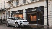 2016 Range Rover Evoque front three quarter