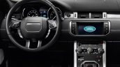 2016 Range Rover Evoque steering wheel