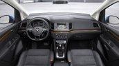 2015 Volkswagen Sharan facelift interior