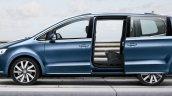 2015 Volkswagen Sharan facelift side door