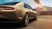 Aston Martin Lagonda Taraf daylight opening