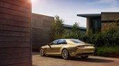 Aston Martin Lagonda Taraf rear three quarters