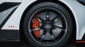 Aston Martin Vantage GT3 special edition wheel