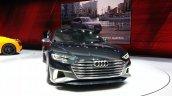 Audi Prologue Avant Concept front three quarter(4) view at 2015 Geneva Motor Show