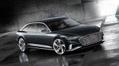 Audi Prologue Avant Concept front three quarters view press image