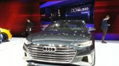 Audi Prologue Avant Concept front(4) view at 2015 Geneva Motor Show
