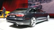 Audi Prologue Avant Concept rear three quarter(3) view at 2015 Geneva Motor Show