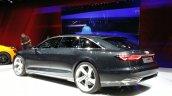 Audi Prologue Avant Concept rear threee quarter(4) view at 2015 Geneva Motor Show