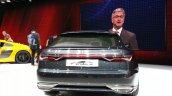 Audi Prologue Avant Concept rear(2) view at 2015 Geneva Motor Show