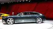 Audi Prologue Avant Concept side view at 2015 Geneva Motor Show