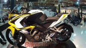 Bajaj Pulsar 200 SS side Motor Fair Turkey