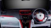 DC Design modified Maruti Swift interior