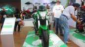 DSK Benelli TNT 300 At India Bike Week 2015 Front