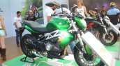 DSK Benelli TNT 300 At India Bike Week 2015 Right Front Three Quarters