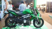 DSK Benelli TNT 300 At India Bike Week 2015 Right Side Profile