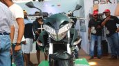 DSK Benelli TNT 899 At India Bike Week 2015 Front2