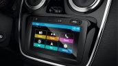 Dacia Lodgy anniversary edition interior Media NAV