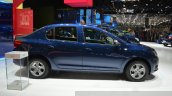 Dacia Logan Special Edition side view at 2015 Geneva Motow Show