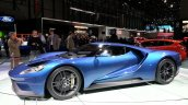Ford GT displayed at the 2015 Geneva Motor Show
