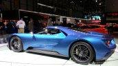Ford GT rear three quarter at the 2015 Geneva Motor Show
