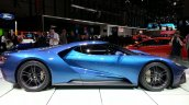 Ford GT side at the 2015 Geneva Motor Show
