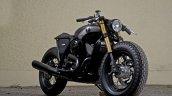 Harley Davidson Street 750 Custom By Rajputana Customs Right Side Front Three Quarters