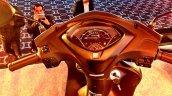 Honda Activa 3G instrument cluster live image