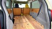 Honda N-One Natural Concept interior wooden floor Japan