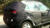 Hyundai Elite i20 Cross side IAB spied
