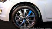 Hyundai Verna facelift wheel launch
