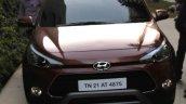 Hyundai i20 Active front view spyshot
