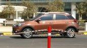 Hyundai i20 Active rolling spyshot