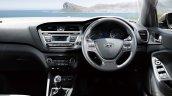 Hyundai i20 South Africa dashboard