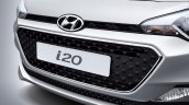 Hyundai i20 South Africa grille