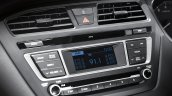 Hyundai i20 South Africa radio console