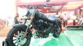 Keeway Blackster At India Bike Week 2015 Front Left Three Quarters