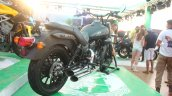 Keeway Blackster At India Bike Week 2015 Front Right Rear Three Quarters