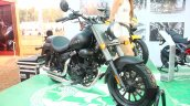 Keeway Blackster At India Bike Week 2015 Front Right Three Quarters